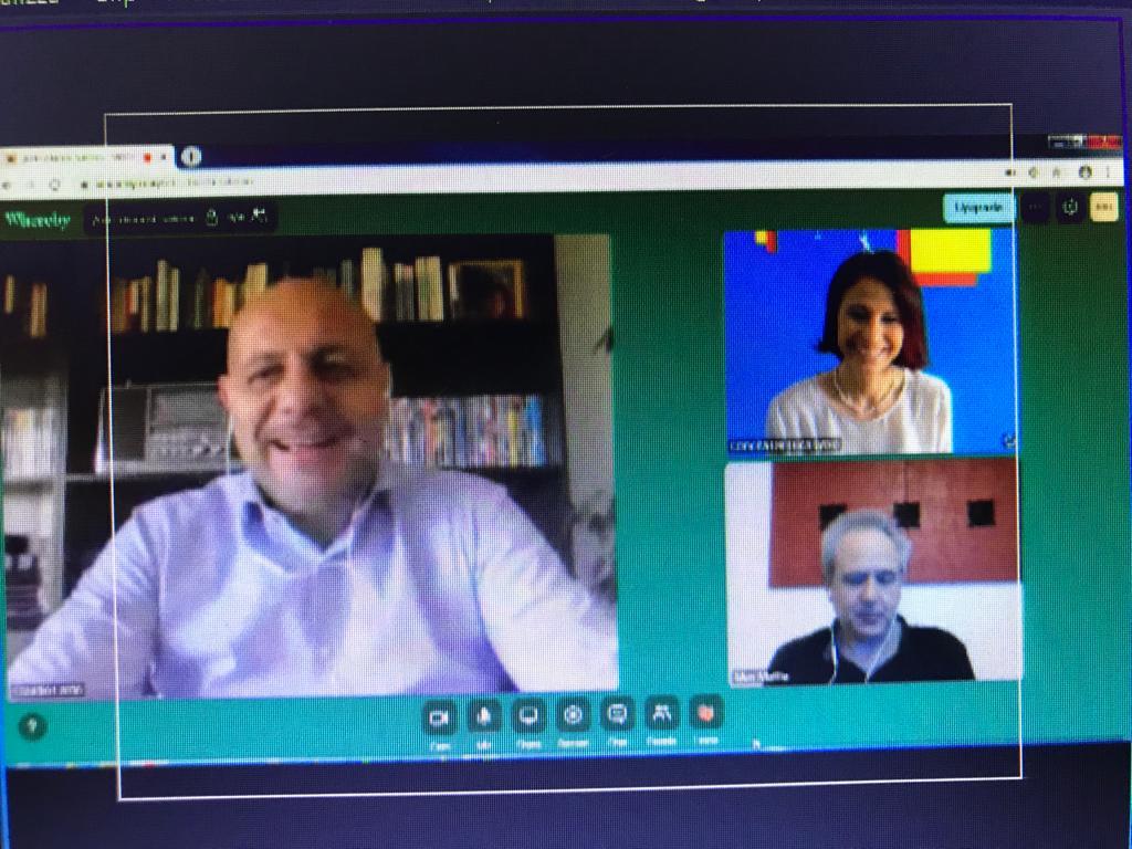 Intervista di Concita De Luca