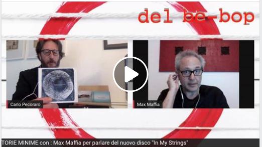 """""""del be bop ed altre storie minime"""" a cura di Carlo Pecoraro"""